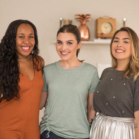 Favoritos do mês: Lu, Karla e Julia