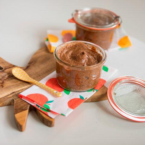 Como fazer mousse de nutella | O Chef e a Chata