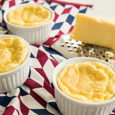 Receita de suflê de queijo | O Chef e a Chata