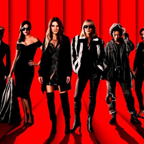 """Vamos assistir a """"Oito mulheres e um segredo""""?"""
