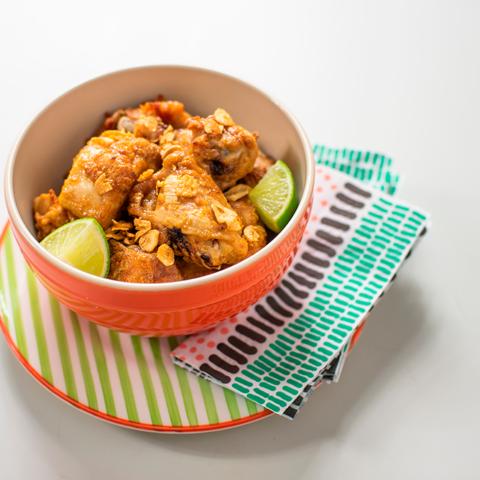 Petisco para a Copa: como fazer frango a passarinho assado!