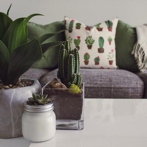 5 tendências de decoração para você dar um up na sua casa