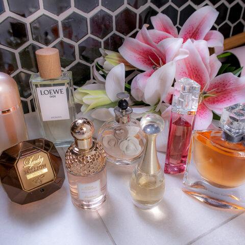 Oito dos nossos perfumes favoritos!