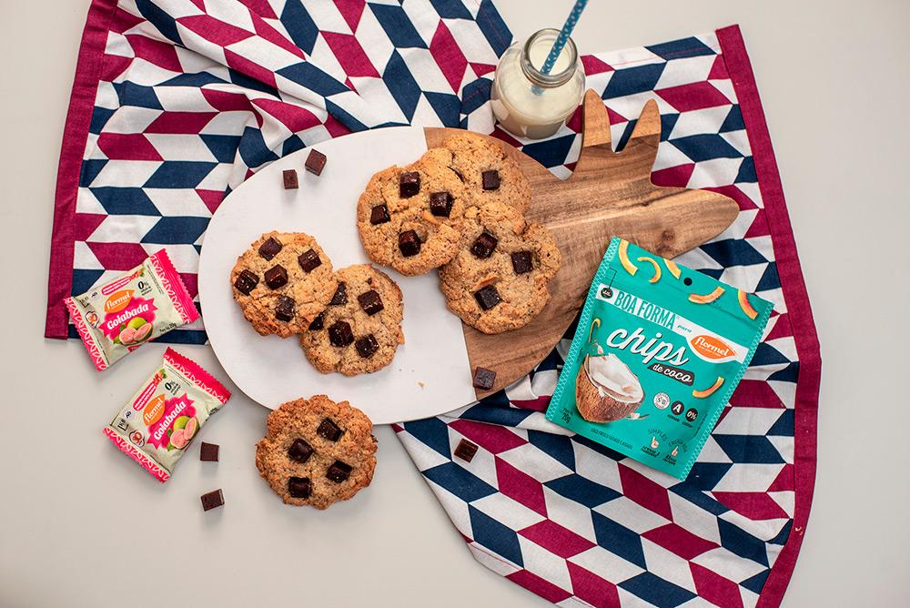 Como fazer cookies sem açúcar e sem glúten