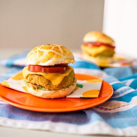 O Chef e a Chata: como fazer hambúrguer vegetariano