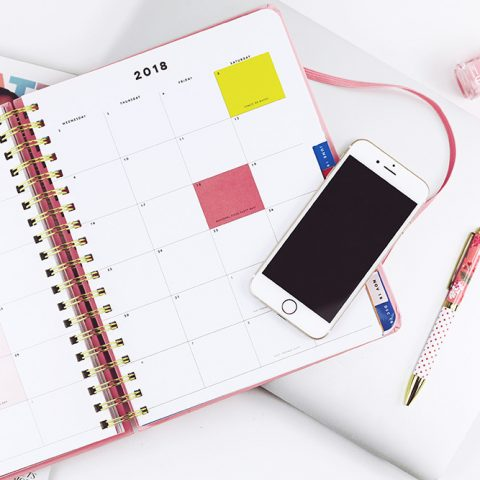 Planner x bullet journal: o que escolher para se organizar no ano que vem?