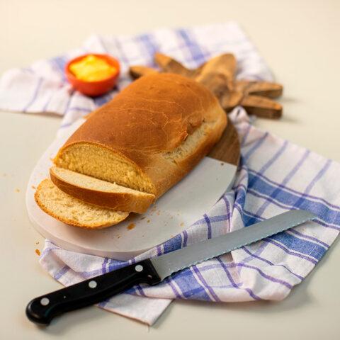 Como fazer pão de forma caseiro | O Chef e a Chata
