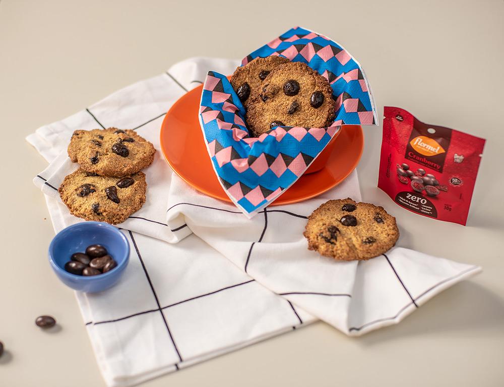 Como fazer cookies de chocolate sem açúcar | O Chef e a Chata