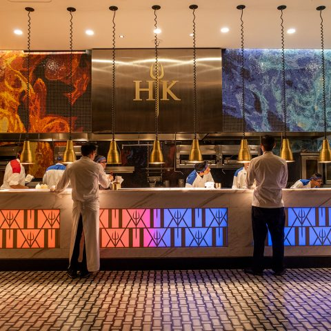 CHEGOU A CHATA: fomos ao Hell's Kitchen do Gordon Ramsay