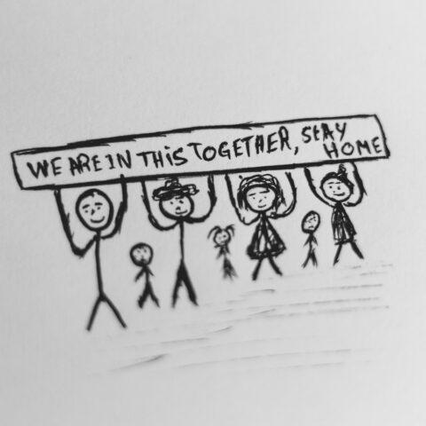 Projeto Piloto: é possível manter a positividade no isolamento?