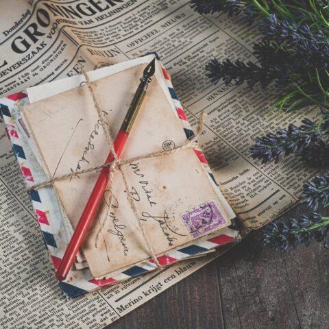 Cartas para o futuro