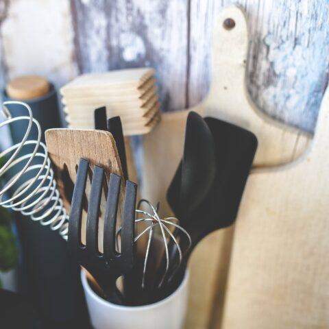 12 utensílios de cozinha que eu amo