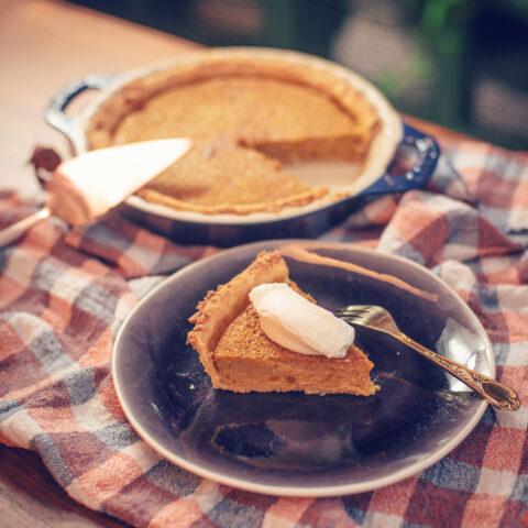 Receita: torta de abóbora