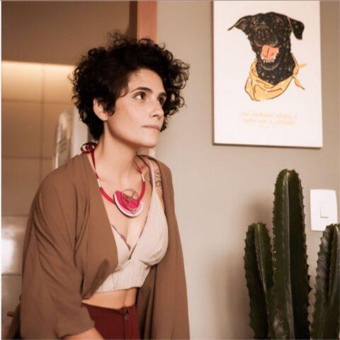 DNA de uma artista: conheça a designer Fernanda Torquett