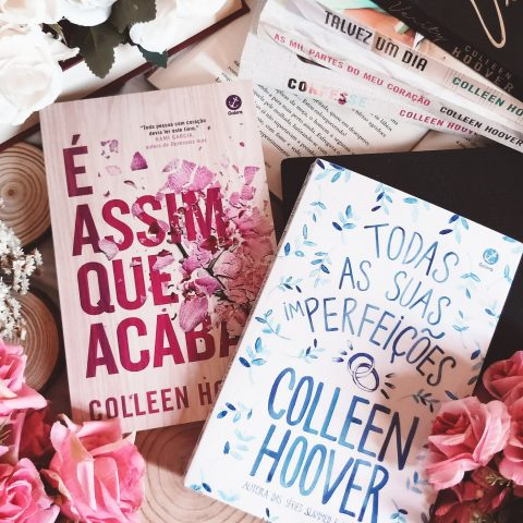 Coleen Hoover: a autora preferida da Lu no momento