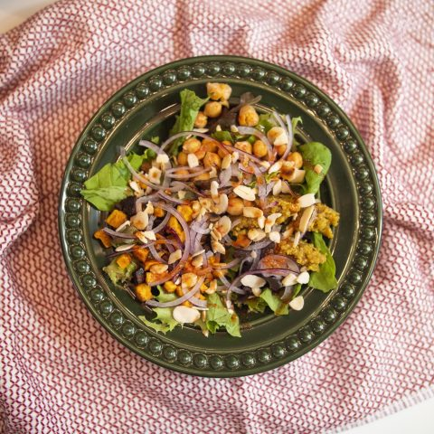 Receitas de saladas deliciosas para fazer em casa
