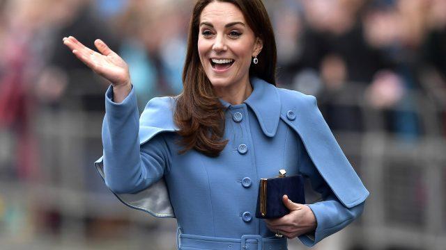 Análise cromática: O verão suave/opaco da Kate Middleton