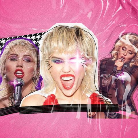 A era rocker de Miley Cirus