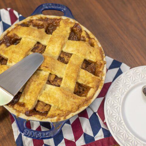 #CHATANACOZINHA pelo mundo: Torta de maçã